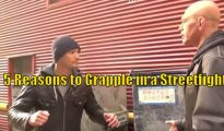 5 Reasons to Grapple in a Streetfight