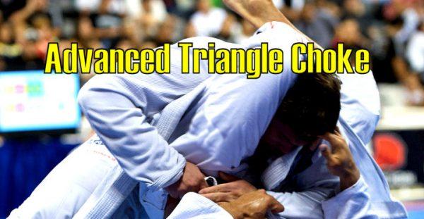 How to do an Advanced Triangle Choke