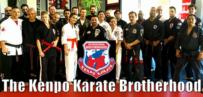 Learn about the Kenpo Karate Brotherhood