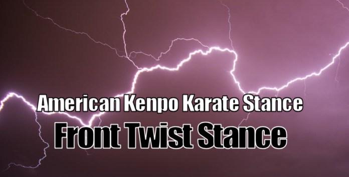 Front Twist Stance