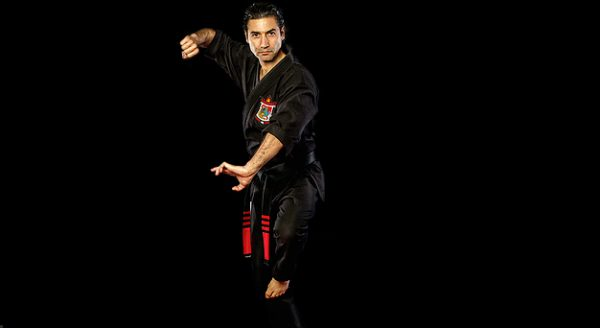 How to do Kenpo Karate Kicking Set 2