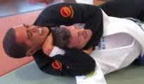 Barack Obama Brazilian Jiu Jitsu training