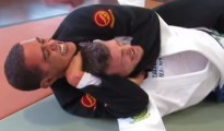 Barack Obama Brazilian Jiu Jitsu training
