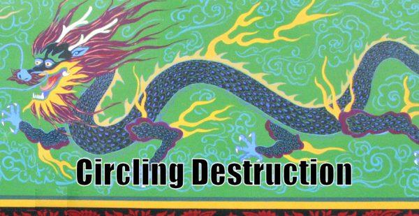 How to do Circling Destruction Self Defense Technique