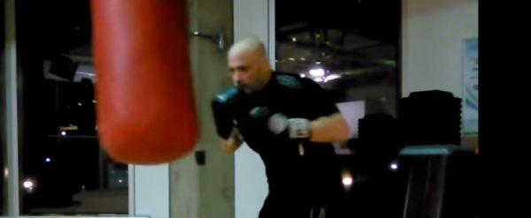 How to do a Heavy Bag Workout Routine