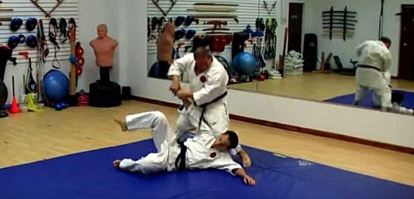 How to do Hiki Uke - Grasp Pull