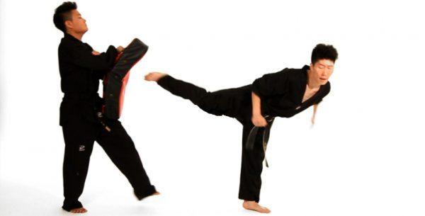 How to Do Back & Jump Back Kick