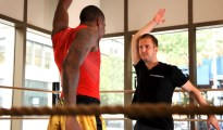 How to Do Rotating Stretches Boxing Lessons