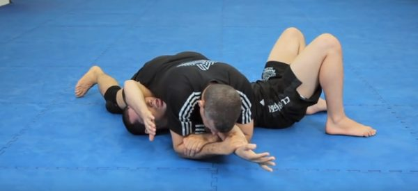 How to Do Straight Arm Lock