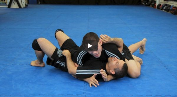 How to Do Triangle Choke from Side Control