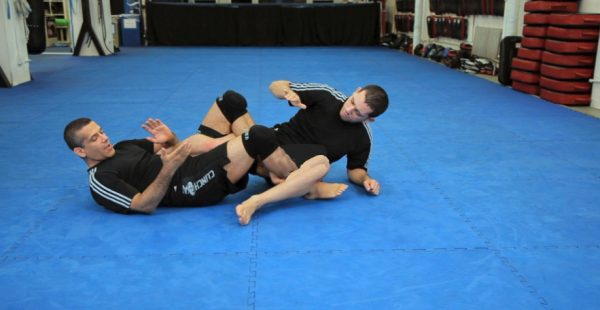 How to Do a Heel Hook Submission