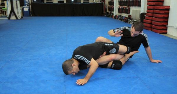 How to Do an Ankle Lock