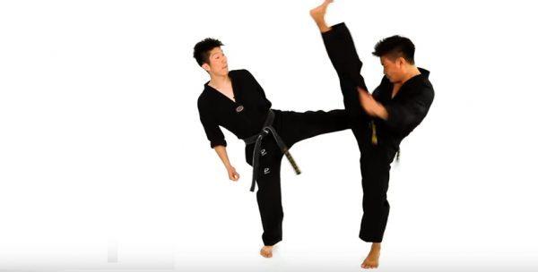 How to do Inside & Outside Crescent kick