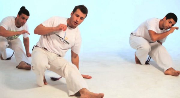How to Do the Negativa in Capoeira