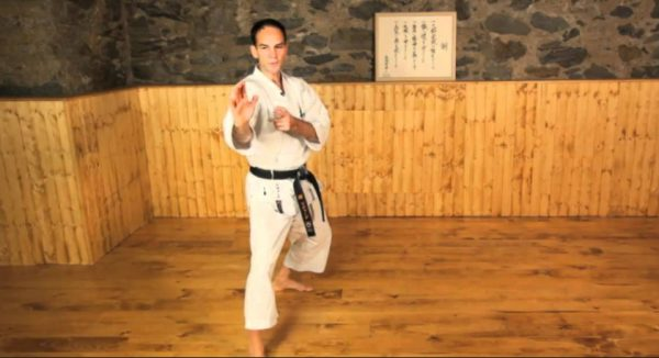 How to Do the Open Hand Block in Karate