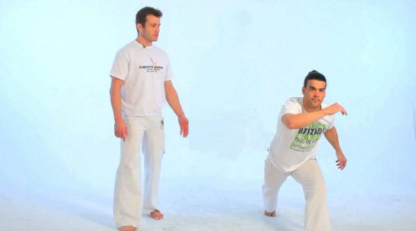 How to Do the Role in Capoeira
