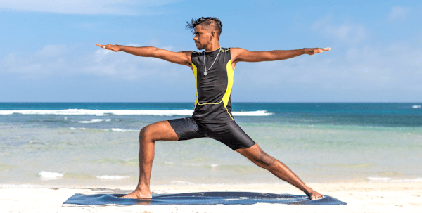 How to Do the Warrior 2 Pose
