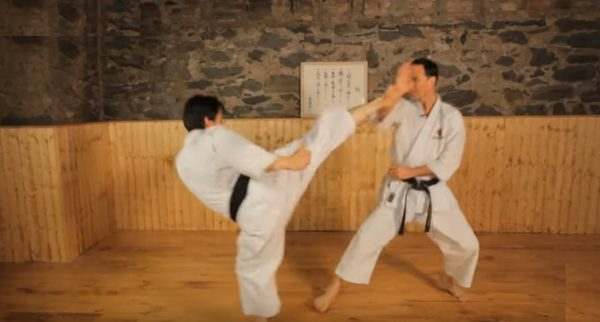 How to Improve Your Karate Sparring
