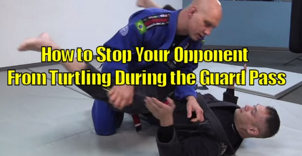 How to Stop Your Opponent From Turtling