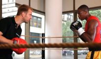 How to Throw a One-Two Punch Boxing Lessons
