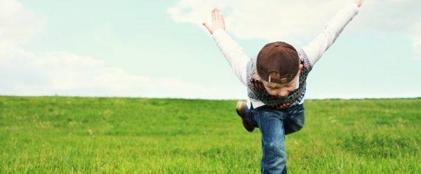 How to teach kids the forward roll
