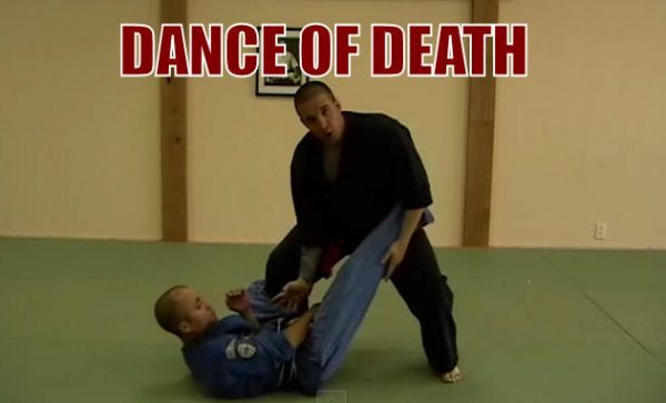 How to do The Dance of Death Self Defense Technique