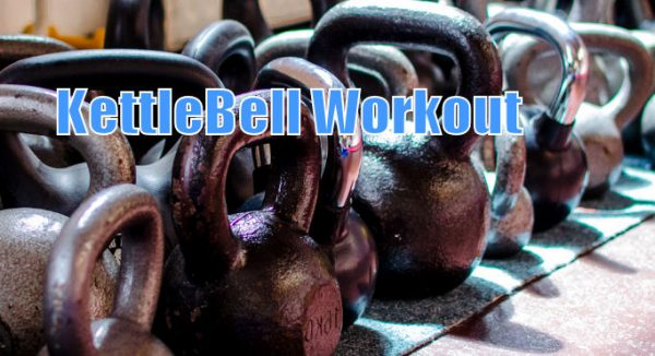 This is the MMA KettleBell Workout