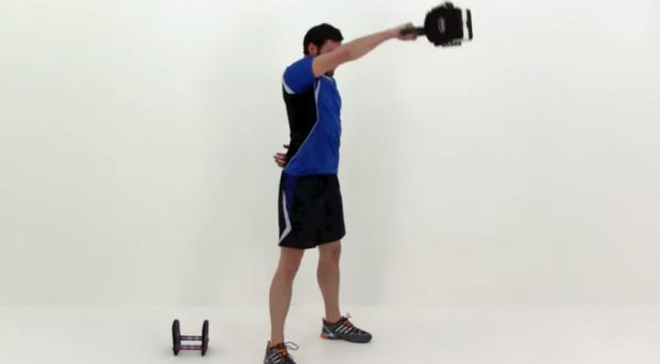 How to do a Kettlebell Workout