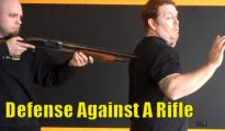 How to stop an attack Against a Rifle in Krav Maga