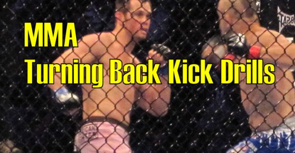 How to do the turning Back or spinning back kick in MMA