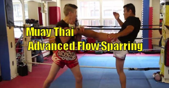 Muay Thai Advanced Flow Sparring