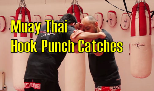 How to catch a hook Punch in Muay Thai
