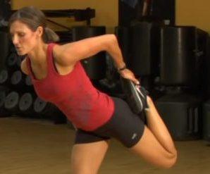 How to do a Standing Quad Stretch