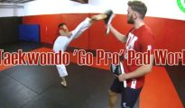 How to improve your Pad Work in Taekwondo