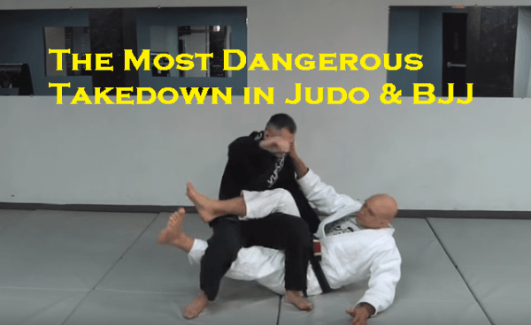 How to do the Most Dangerous Takedown in Judo & BJJ