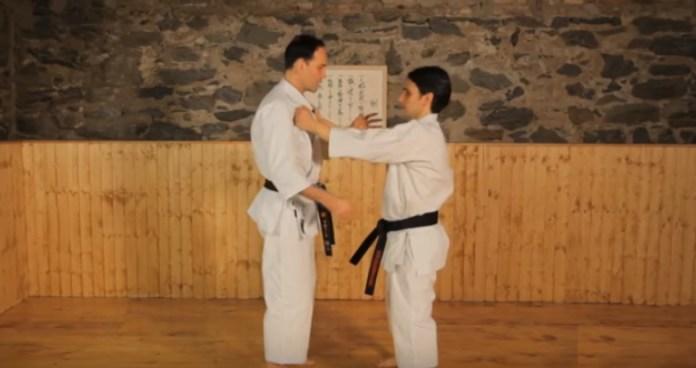 Karate Self Defense Techniques