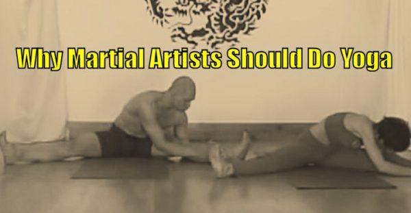 Why Martial Artists Should Do Yoga