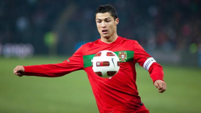 Cristiano Ronaldo daily training workout program
