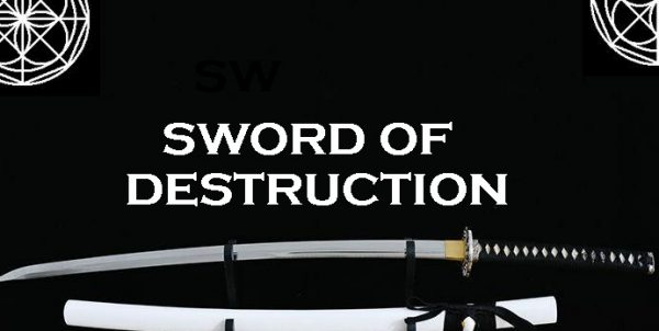 How to do Sword of Destruction Self Defense Technique