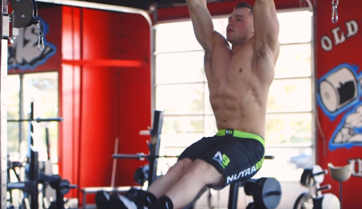 The Heavy Duty Abs routine