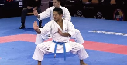 Japan Team Kata World Karate Championships