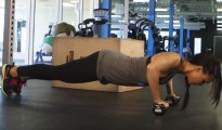 A total Upper Body Workout with Katie Chung