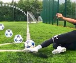 Learn How to score from a corner in soccer