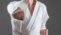 Horizontal Punch in Kenpo Karate