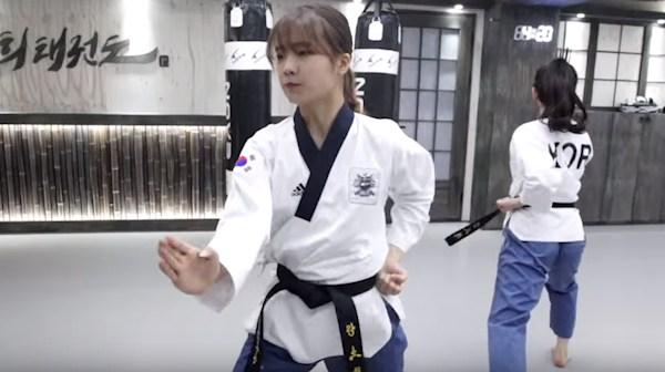 Taegeuk 6 Jang
