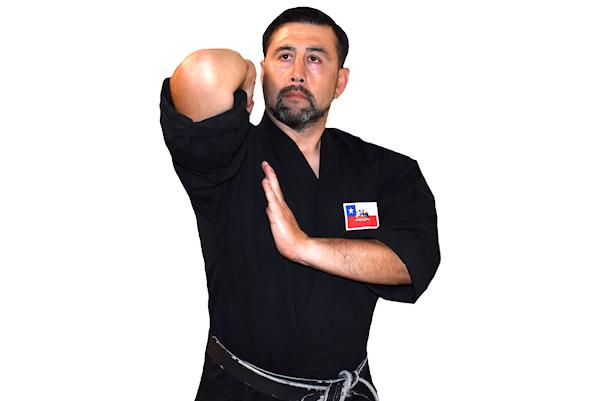 The Upward Elbow Strike in Kenpo Karate