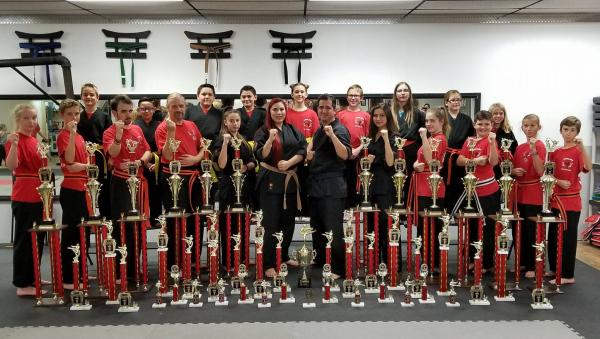 Limalama DKS Martial Arts School Santee