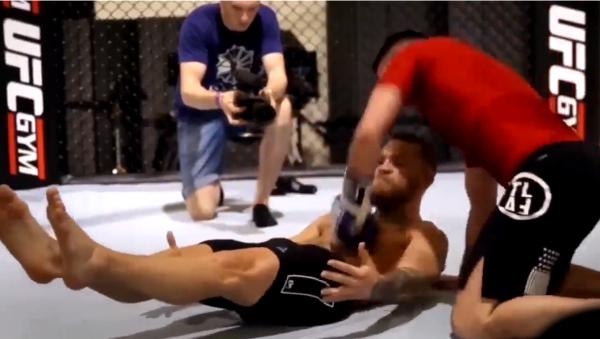 Harden Abs Conor McGregor Abdominal Training