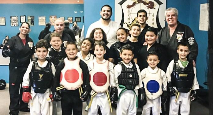 Manny Reyes Martial Arts