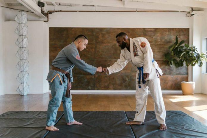 Positions in BrazilianJiu Jitsu